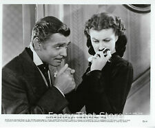 MGM STUDIO PHOTO: Gable/Leigh GONE WITH THE WIND   B/W S.I.P – 108-138   8 X 10
