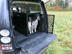 Kennel Bank Dog Boxes - Dog Travel Transit Box