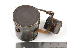 Nikon Rangefinder 85mm 8.5cm or similar etc. leather lens case VINTAGE