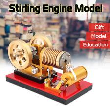 Mini Traktor Stirling Motor Set Heißluftmotor Dampfmaschine Generator Modell