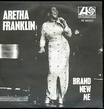 7inch ARETHA FRANKLIN brand new me FRANCE EX+  +PS