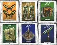 DDR 2370-2375 (kompl.Ausgabe) postfrisch 1978 Museen