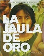 LA JAULA DE ORO(2013) DRAMA|  DVD NEW español