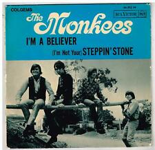 "The MONKEES    I'm a believer      7""  45 tours EP"