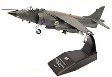 Royal Navy Fleet Air Arm, 1982 BAE Sea Harrier FRS Mk1, 1:72 Scale Diecast Model