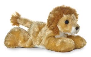 "8"" Mini Flopsie Lionel the Lion Soft Stuffed Animal Plush"