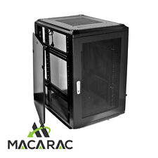 "18U 1000mm DEEP SERVER / DATA CABINET (19"" Rack / Incl. 4 x 240vAC Fans)"