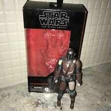 Hasbro Star Wars The Black Series 6'' The Mandalorian Figure
