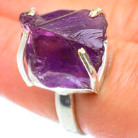 Amethyst 925 Sterling Silver Ring Size 7 Ana Co Jewelry R53121