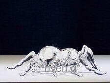 BLACK WIDOW Figurine@CRYSTAL Glass SPIDER@Collectable Gift@ARACHNID KILLER@VENOM