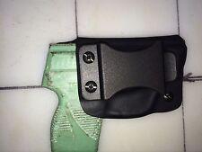 IWB Holster for Taurus 738 TCP - Adj Retention - Right Handed - 0 Deg Cant