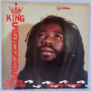 King Sounds and the Israelites - Moving Forward - RARE LP.