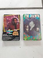 Lot Of 2 Rap / Hip Hop Cassette Singles Young MC and PM Dawn Audio Tape