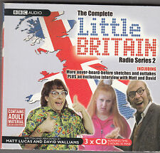 the complete LITTLE BRITAIN radio series 2 CD