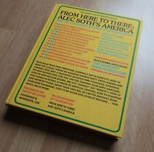 From Here to There: Alec Soth's America RARE OOP PHOTOGRAPHY BOOK VERY GOOD