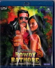 ROWDY RATHORE - ORIGINAL BOLLYWOOD BLU RAY