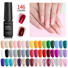 146 Colors UV Gel Nail Polish Soak Off Gel Nails Varnish  7ml LILYCUTE