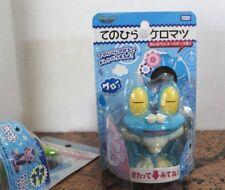 Brand New TAKARA TOMY Pokemon Froakie Palm Figure Mounted Sensor Froakie