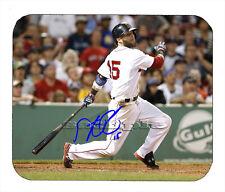 Item#1981 Dustin Pedroia Boston Red Sox Facsimile Autographed Mouse Pad