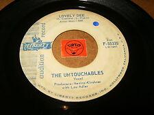 THE DEL SATINS - BEST WISHES - TEARDROPS FOLLOW ME  / LISTEN - DOO WOP POPCORN