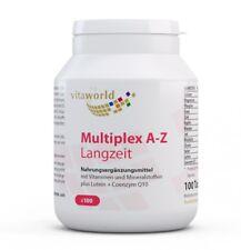 Vita World 3er Pack Multiplex Multivitamin A-Z Langzeit 3 x 100 Tabletten