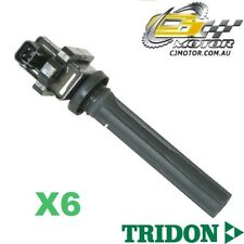 TRIDON IGNITION COIL x6 FOR Suzuki Vitara SV 04/95-12/98, V6, 2.0L H20A