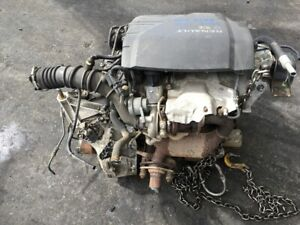 2008 RENAULT CLIO 1.2 TCE ENGINE D4F784  FULL CAR IN FOR SPARES