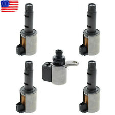 5pcs RE0F11A JF015E CVT Transmission Solenoid For Nissan Sentra Value Body