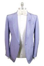 Tom Ford Silk 38US/48EU Shawl Collar Evening Jacket Lavender Purple
