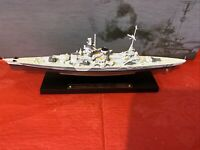 Atlas Editions Diecast Warship - Scharnhorst - 1:1250 scale