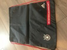 ADIDAS GERMANY SACKPACK. Deutschland Football Drawstring backpack