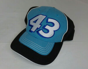 New Richard Petty #43 Blue NASCAR Hat Cap by Chase Authentics New Without tags