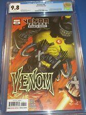 Venom #26 1st Virus Key CGC 9.8 NM/M X-men Gorgeous gem  Wow