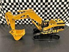 Norscot Caterpillar 5110B Excavator w/Metal Tracks - Yellow/Black - 1:50 Boxed