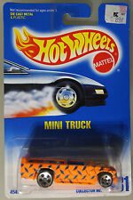 Hot Wheels 1:64 Scale 1992 Series MINI TRUCK (CHROME WHEELS)