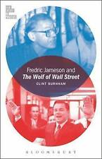 Fredric Jameson and the Wolf of Wall Street by Clint Burnham (Hardback, 2016)