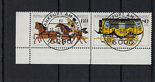 481 ) Germany 1985  Coachman,Horses,Stagecoach / fantastic full stamp