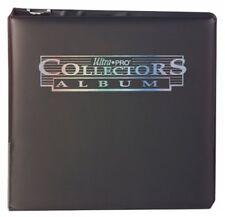 Ultra pro Collector's Card Album Black (schwarz)