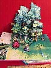 POP UP BOOK Alice's Adventures in Wonderland by Sabuda     B7