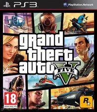 Gta 5 Grand Theft Auto V ps3 ( NO CD )