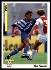 Panini Voetbal Cards 94 Gica Popescu PSV Eindhoven No. 34