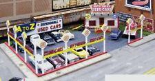 BLAIR LINE HO A-TO-Z USED CARS LOT KIT | 197