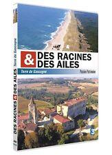 DES RACINES & DES AILES - TERRE DE GASCOGNE [DVD] - NEUF