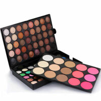 Popfeel 95 Colours Eyeshadow Professional Box Palette Makeup Kit Pan Eye Shadow