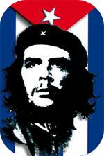 Che Guevara Bandiera Cuba Porta Pillole con Losanghe menta piperita N. 2