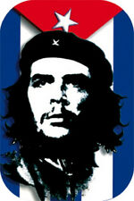 Guevara Cuba Bandera Pastillero Tarro con Grageas peppermint Nº 2