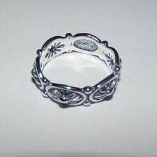 Carolyn Pollack American West Concha Sterling Silver Ring Size 7