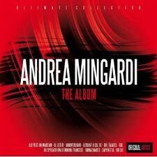 ANDREA MINGARDI - THE ALBUM  CD POP-ROCK ITALIANA