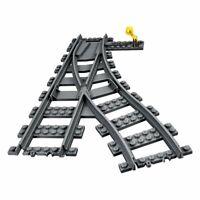 LEGO City left Switch train track piece 60198 60197 60205 7499 60052 NEW 60051