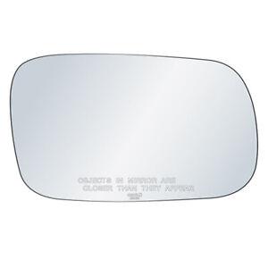 Passenger Side Mirror Glass Fits Subaru Forester Impreza Right Adhesive Repair